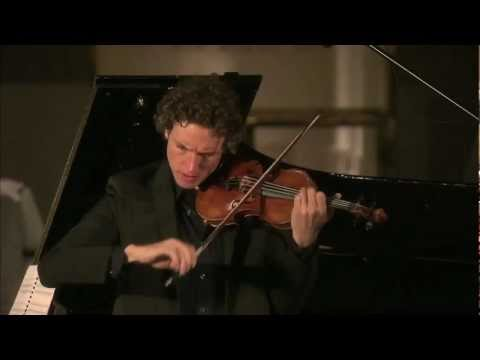 Philip Glass EINSTEIN violin solo played by Tim Fain