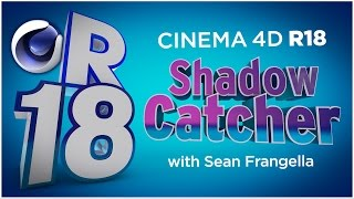 In This Cinema 4D R18 tutorial video, learn about a new 3D compositing feature, the new Shadow Catcher material. With the new Shadow Catcher material in Cinema 4D R18, you can use a ground plane or surface in order to catch shadows and reflections, and appear as a transparent surface when you render the final project with an alpha channel. By using the new C4D R18 shadow catcher, you can quickly and easily catch shadows on a surface while the rest of the material is transparent. This makes 3D Compositing much easier when compositing 3D objects with live action footage in Photoshop or After Effects.This new feature and updates in Cinema 4D R18  are just a few of many updates for C4D R18, available in 2016. There are also additional updates to Cinema 4D R18 including the Material updates with the ThinFilm Shader and Parallax Bump Mapping, Inverted Ambient Occlusion, the new Shadow Catcher materials, MoGraph updates, new effectors, and more! To learn about other updates to Cinema 4D R18, be sure to check out www.MotionTutorials.net/updates-new-featuresBe sure to check out ArtbeatsEXPRESS, where you can create a free account and get access to professional stock media:http://www.artbeats.com/artbeatsexpresssft5Learn about compositing 3D objects into live action footage when the camera is moving in this video:http://tiny.cc/em94cyLearn about 3D compositing in Cinema 4D using the Composite Background Tag in this video:http://tiny.cc/km94cyBe sure to check out the new product, 360° Environment Maps Pro for Cinema 4D, Cinema 4D Lite, and Element 3D in the online store:  http://www.motiontutorials.net/store/With 360° Environment Maps Pro, you can get new environments for your Cinema 4D & Element 3D Projects.Check it out for Cinema 4D / C4D Lite:  http://tiny.cc/bqmbcyCheck it out for Element 3D for AE:  http://tiny.cc/1qmbcyTo learn about new MoGraph Animation Features for Cinema 4D R18, check out these videos:MoGraph R18 Cloner HoneyComb Array:  http://tiny.cc/mv84cyMoGraph R18 Scaling:  http://tiny.cc/gt84cyMoGraph R18 Push Apart Effector:  http://tiny.cc/su84cyMoGraph R18 ReEffector:  http://tiny.cc/iu84cyMoGraph R18 Weight Painting:  http://tiny.cc/ct84cyLike this tutorial? Consider becoming a Patron at Patreon.com/SeanFrangella to get additional benefits such as project files and more! Be sure to check out http://www.MotionTutorials.net for weekly tutorials on Cinema 4D, After Effects, Element 3D, Adobe Fuse and other cool motion graphics apps! This free Cinema 4D R18 tutorial also covers 3D animation tips and tricks in C4D.To get weekly Cinema 4D, Element 3D, After Effects, Motion Graphics, VFX, and 3D animation tutorials be sure to subscribe!http://www.youtube.com/subscription_center?add_user=SEANFRANGELLA To check out new features added to Cinema 4D R17, check out this video!http://tinyurl.com/gtf2h9rTo check out new features added to Cinema 4D R16, check out this video!http://tinyurl.com/ptphgwhCheck out the Top 5 Features of Element 3D V2 for After Effects!http://tinyurl.com/p3g4nwq