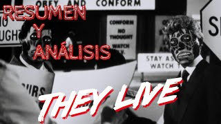 They Live |1988 | Resumen Detallado y Análisis de Películas | Ciencia Ficción | 2019 | Ellos Viven.