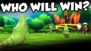 METAPOD MASTER TRAINER BATTLE! HOW TO WIN! by Verlisify