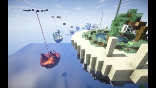 🔴 [10 ORE in LIVE!] - Minecraft: Parkour Paradise Sky Island!