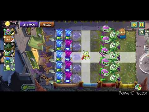 PvZ2 Chomper tournament battlez highlights