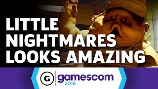 Little Nightmares Might Be The Best Thing We Saw At GamesCom by GameSpot