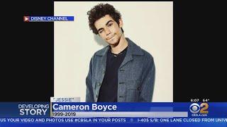 Disney Star Cameron Boyce Dies In His Sleep At Age 20