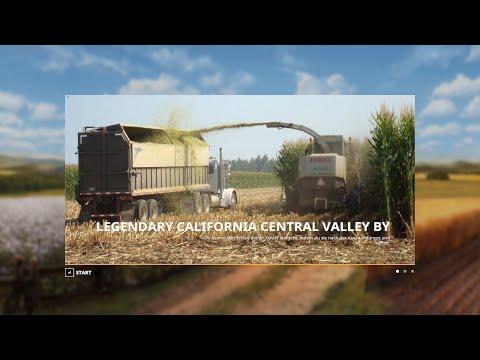 California Central Valley v3.0