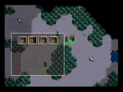 Warcraft II : The Dark Saga Saturn