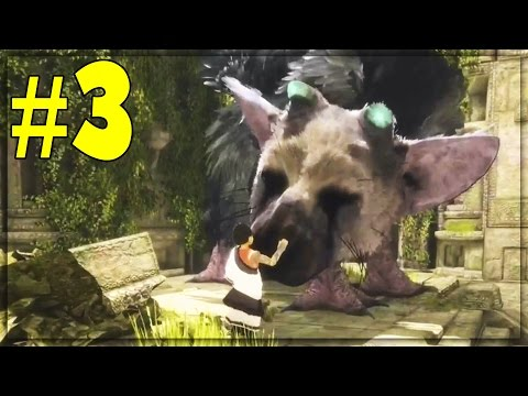 The Last Guardian Playthrough (Ep.3) STONE KNIGHTS! - Lets Play Walkthrough