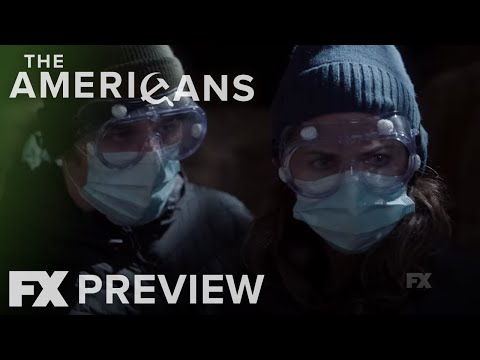 The Americans Season 5 (Promo 'Return')