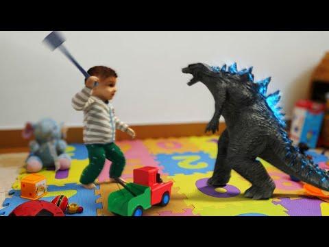 Godzilla vs. Baby