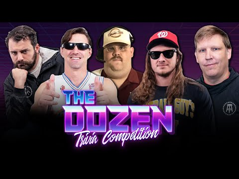 Controversial Answers And Challenges Lead To Great Match (Ep. 056 of 'The Dozen')