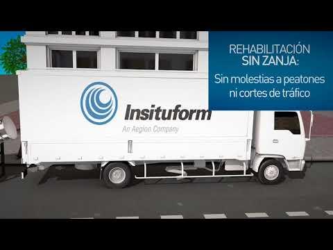 Insituform, una solución innovadora en la rehabilitación de tuberías