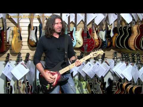 MA MA MA MY SHARONA! PHIL X FRIDAY!1994 Fender PLAYBOY Stratocaster 01169