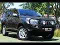 2012 Toyota Landcruiser Prado VX Auto 4x4 Walkaround Video