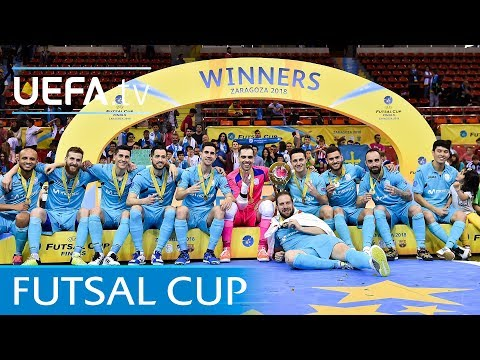 2018 Futsal Cup Final Highlights: Sporting CP V Inter FS