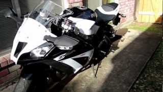 6. 2013 Kawasaki ZX10R Review/Walk around