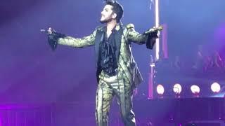 Queen + Adam Lambert ~ Somebody to Love ~ The Forum ~ 7/20/2019