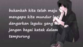 Video Ku Tak Suka Lagu Ini - Yovie & Nuno (Lyric) MP3, 3GP, MP4, WEBM, AVI, FLV Mei 2018