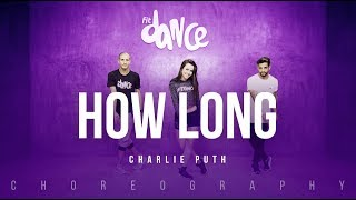 How Long - Charlie Puth | FitDance Life (Choreography) Dance Video