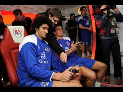 fifa 12 tournament - See more Pro Player Tournaments http://bit.ly/wXUlL6 | Tweet this: http://bit.ly/vlppYj | Share on Facebook http://on.fb.me/uXg7fU Tim Cahill, Marouane Fella...