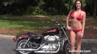 3. New 2014 Harley Davidson Sportster 883  Superlow Price Review