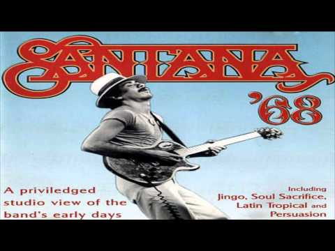 Santana - Artist: Santana Album: Santana '68 Label: Prism Leisure Released: 1997 Recorded: 1968 A priviledged studio view of the band's early days. Personnel Carlos Sa...