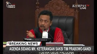 Video Saksi Merasa Terancam, Hakim MK Palguna: Kenapa Tidak Lapor Polisi? MP3, 3GP, MP4, WEBM, AVI, FLV Juni 2019