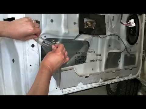 How to repair power window 2000 Dodge Ram 1500 truck