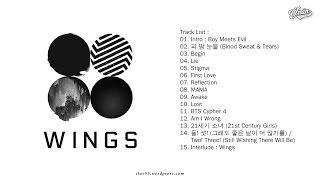 Video [FULL ALBUM] BTS - WINGS [VOL. 2] MP3, 3GP, MP4, WEBM, AVI, FLV Februari 2019