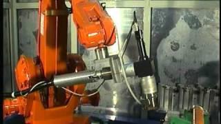 ABB saldatura laser
