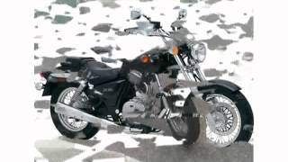 10. 2008 Suzuki GZ 250 Features
