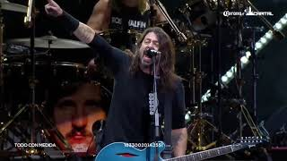 Foo Fighters - 'Let There Be Rock' (AC/DC) - Corona Capital 2017