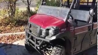 7. Mule Pro FXT LE off road Part 1 of 4