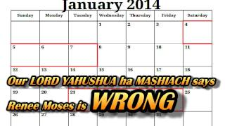 Rapture will Not be January 21-24, 2014 Renee Moses Exposed!