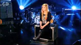 Avril Lavigne - 4oD - Interviews