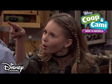 👀 Coop's in trouble | Coop and Cami | Disney Arabia