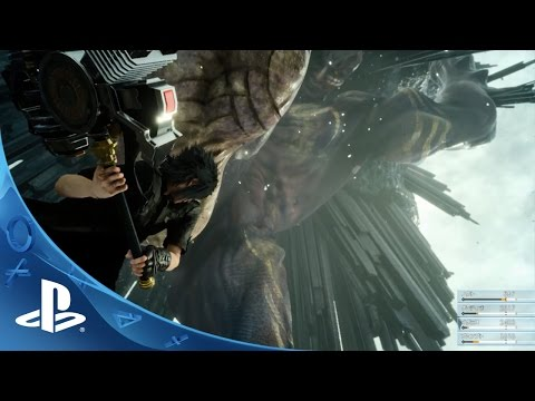 final fantasy xv playstation 4 release date