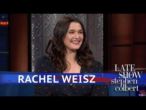 Rachel Weisz Defends The 'U' In 'Favourite'