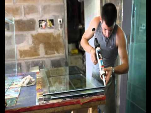 comment construire du verre