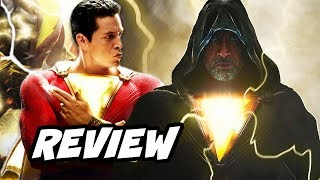 Shazam Trailer - Early Review and Justice League Black Adam Movie Breakdown
