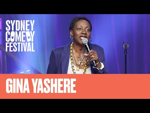 Gina Yashere @ Cracker Night 2013