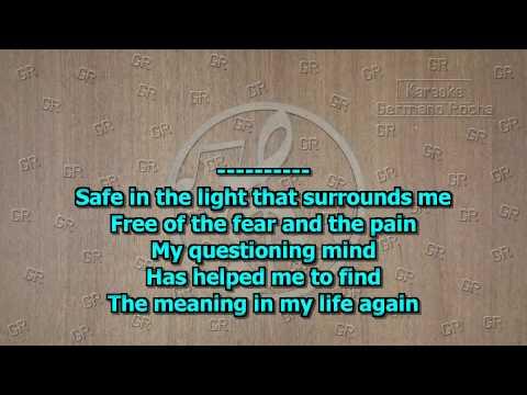 Dream Theater - The Spirit Carries On (Karaoke) (видео)