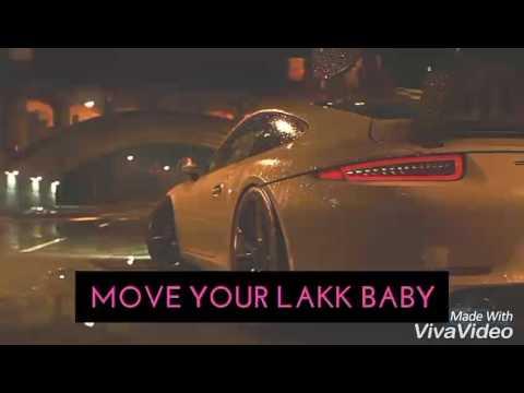 Move Your Lakk - Noor || Lyrical Video Song || Badshah,Diljith Dosanjh || Full HD ||