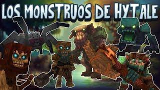 Así son los enemigos de Hytale