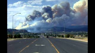 Raton (NM) United States  City pictures : The Track Fire. Raton NM