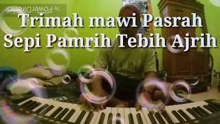 Sugih Tanpo Bondo - Sujiwo Tejo (Cover Piano) Nyentuh Banget