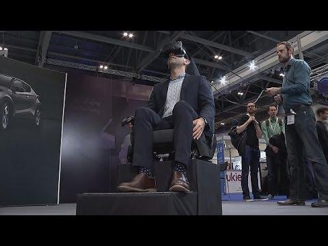 Λονδίνο: Η εικονική πραγματικότητα είναι το μέλλον