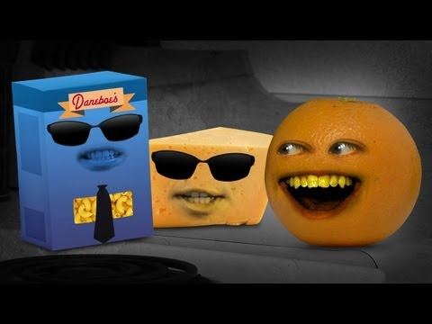 realannoyingorange - Special Agents Mac & Cheese investigate all the killings in the kitchen. Sneak Peak Clip from Monday's TV episode: http://youtu.be/FcoqY6bEFGc Click this to ...