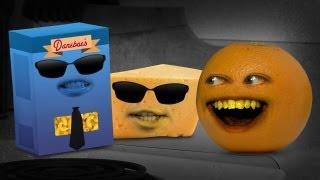 Annoying Orange - Mac&Cheese