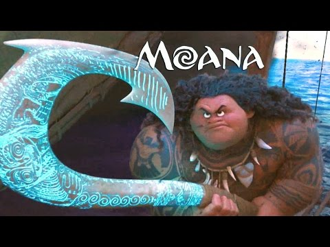 ตัวอย่างหนัง* Moana (โมอาน่า ผจญภัยตำนานหมู่เกาะทะเลใต้) ซับไทย
