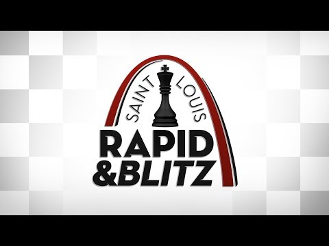 2018 Saint Louis Rapid & Blitz -  День 5 - Блиц
